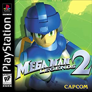 Mega Man Legends 2 - PlayStation