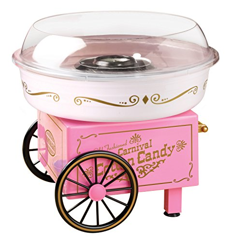 Nostalgia PCM305 Vintage Collection Hard & Sugar-Free Candy Cotton Candy Maker (Sugar Candy Maker compare prices)