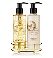 Royal Jelly & Pure Honey Twin Rack Gift Set