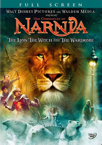 Chronicles of Narnia: Lion Witch & Wardrobe [DVD] [2005] [Region 1] [US Import] [NTSC]
