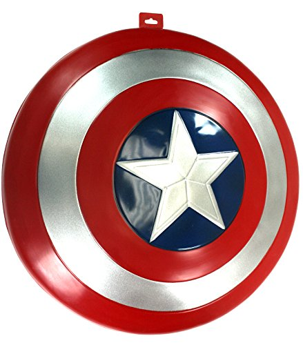 Rubies Captain America Shield [35527]