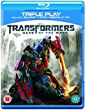 Transformers: Dark of the Moon [Blu-ray + DVD] [2011] [Region Free]