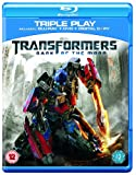 Transformers: Dark of the Moon - Triple Play (Blu-ray + DVD + Digital Copy) [Reino Unido] [Blu-ray]