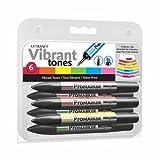 Letraset Promarker Collectors Set - Vibrant Tones