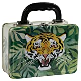Tiger Metal Lunch Box