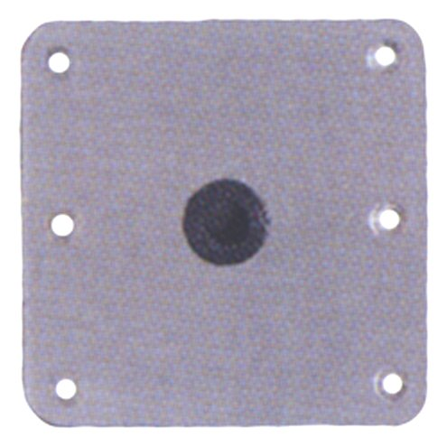 Stainless Steel Lock'N-Pin Base Plate