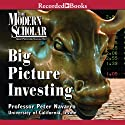 The Modern Scholar: Big Picture Investing (       UNABRIDGED) by Peter Navarro Narrated by Peter Navarro