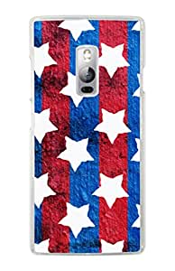 One Plus Two Cover , Premium Quality Designer Printed 2D Transparent Lightweight Slim Matte Finish Hard Case Back Cover for One Plus Two by Tamah