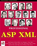 Professional ASP XML (1861004028) by Baartse, Mark