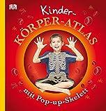 Kinder-Körper-Atlas mit Pop-up-Skelett