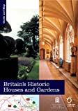 VisitBritain Britain's Historic Houses and Gardens: Guide and Map (Historic Houses Association)