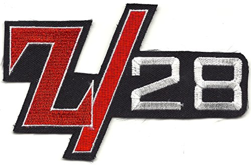 Z/28 Auto Racing Patch 4-3/4 Inches Long Vintage