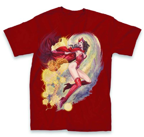 Avengers Scarlet Witch T-shirt