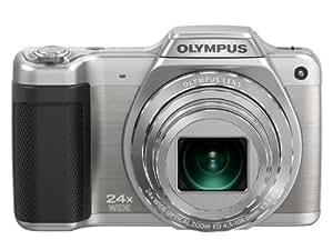 Olympus Stylus SZ-15 Appareil photo numérique 16 Mpix Zoom optique 24x Silver