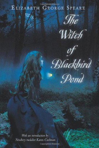 Cover of The Witch of Blackbird Pond
