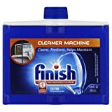 Finish and Jet Dry Dishwasher Cleaner, 8.45 Ounce (Pack of 2)