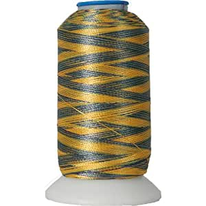 Amazon Variegated Polyester Embroidery Thread  40wt
