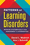 img - for Patterns of Learning Disorders: Working Systematically from Assessment to Intervention (Guilford School Practitioner) book / textbook / text book