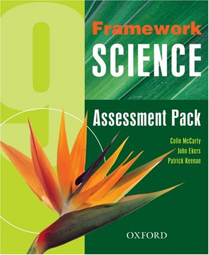 Framework Science: Year 9: Assessment Pack: Assessment Pack Year 9