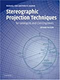 Stereographic projection techniques for geologists and civil engineers.