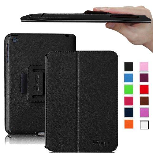 Fintie Ultra Slim Folio Leather Case Cover for iPad mini 7.9 inch Tablet Black