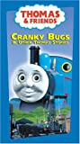 Thomas the Tank Engine & Friends - Cranky Bugs & Other Thomas Stories [VHS]