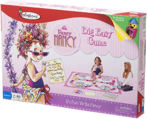 Colorforms Fancy Nancy Big Easy Game - 1