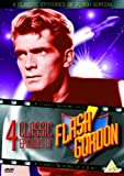 Flash Gordon - 4 Classic Episodes - The Claim Jumpers / Akim The Terrible / The Breath Of Death / Deadline At Noon [DVD]