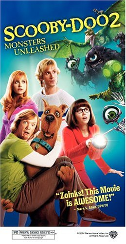 Scooby-Doo 2 - Monsters Unleashed [VHS]