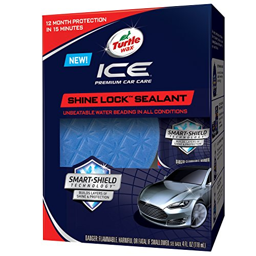 Turtle Wax 50578 ICE Tru Color Sealant Wax Kit (Ice Car Wash compare prices)