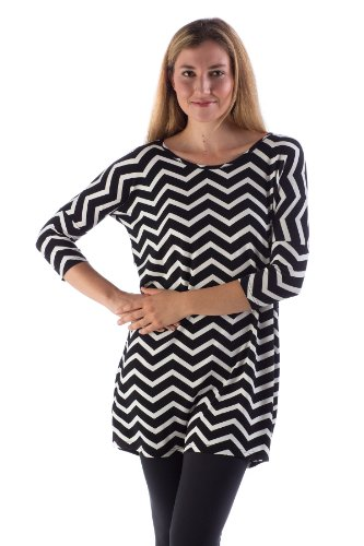 kdt316-small-black-natural-chevron-bamboodreams-katie-tunic