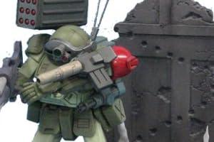 装甲騎兵ボトムズ リベンジオブレッドショルダー AG-VTM01