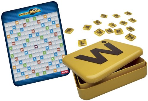 Zynga Words with Friends To Go Game - 1