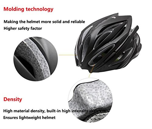 Rainbow flower LIGHT integrally molded helmet riding helmet mountain bike helmet bicycle helmet riding equipment