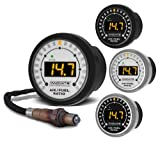 Innovate Motorsports 3844 MTX-L Complete All-In-One Air/Fuel Ratio Gauge Kit