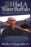 img - for If I Had A Water Buffalo: How To Microfinance Sustainable Futures by Fitzgerald, Marilyn A. (2013) Paperback book / textbook / text book