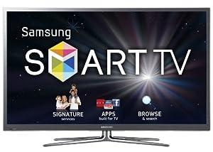 Samsung PN60E7000 60-Inch 1080p 600 Hz 3D Ultra Slim Plasma HDTV (Black)