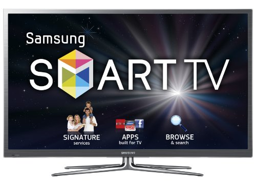 Samsung PN51E7000 51-Inch 1080p 600Hz 3D Ultra Slim Plasma HDTV (Black)