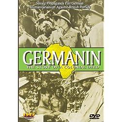 Germanin: The Story of a Colonial Deed DVD (Germanin: Die Geschichte Einer Kolonialen Tat)