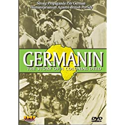 Germanin: The Story of a Colonial Deed DVD (Germanin: Die Geschichte Einer Kolonialen Tat)