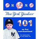 New York Yankees 101 (101 My First Team Board Books)