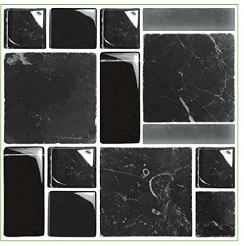 pack-of-10-glass-effect-black-multi-mosaic-tile-transfers-stickers-peel-and-stick-transform-your-bat