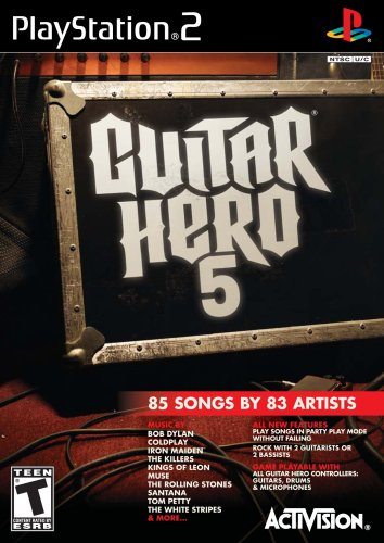 Guitar Hero 5 Stand Alone Software Amazon.com