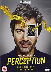 Perception - Season 1 [DVD]