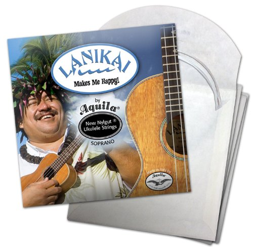 Lanikai Nylgut by Aquila Soprano High G String