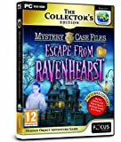 Mystery Case Files: Escape from Ravenhearst Collector's Edition (PC DVD)