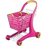 Barbie Shopping Cart, pink