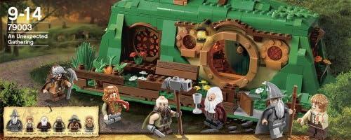 レゴ ホビット 予期せぬ出会い 79003
