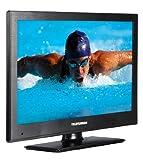 Telefunken T2Ultra HD970 61 cm (24 Zoll) Fernseher (Full HD, Triple Tuner)