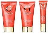 Gold Serums Bag Set Aqua Repair Plus Face Moisturiser, Hand Moisturiser and Ultra Eye Revive Plus, 400 Gram